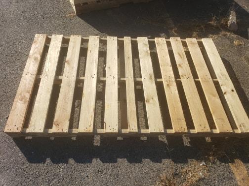 78x48 custom wood pallet